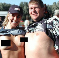 John Daly With Tits